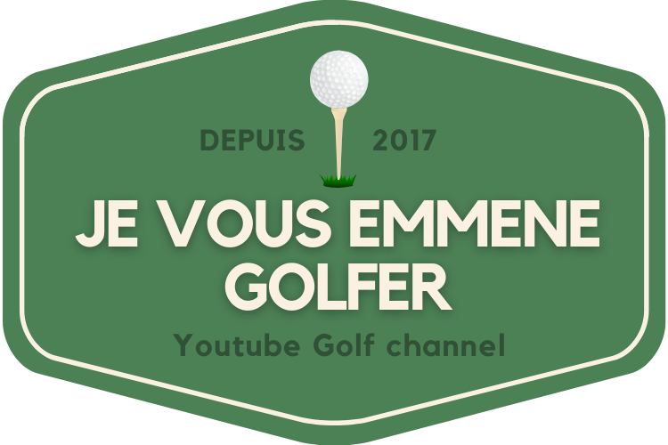 Je vous emmène golfer